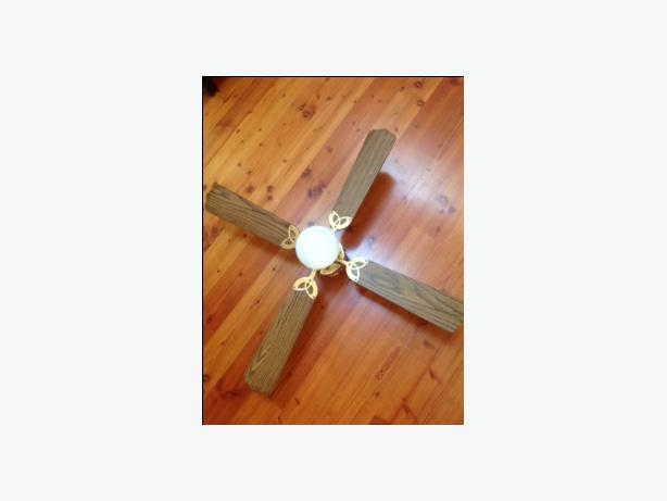Ceiling Fan With Light Central Saanich Victoria