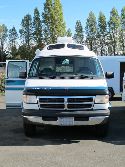 1995 Great West B Class Motorhome Outside Nanaimo Nanaimo