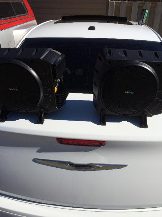 10 Quot Infinity Basslink X2 Outside Nanaimo Parksville