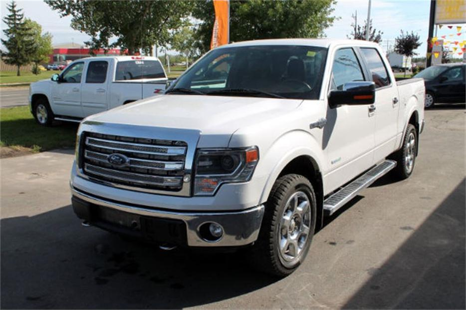 2013 ford f 150 king ranch 4x4 outside north saskatchewan saskatoon. Black Bedroom Furniture Sets. Home Design Ideas