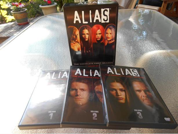Alias - First Season