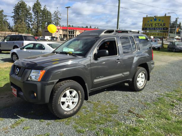 2005 nissan xterra off road 4 0l v6 4x4 automatic. Black Bedroom Furniture Sets. Home Design Ideas