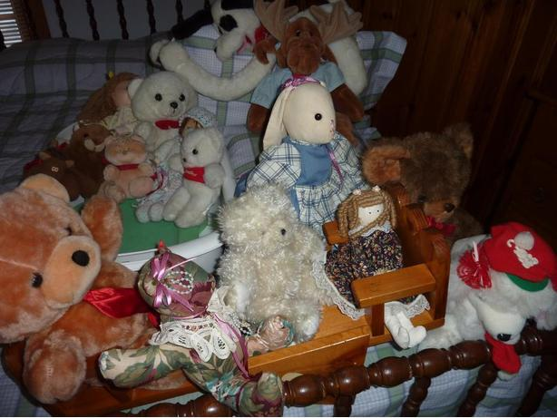 Dolls  -  Stuffed Animals