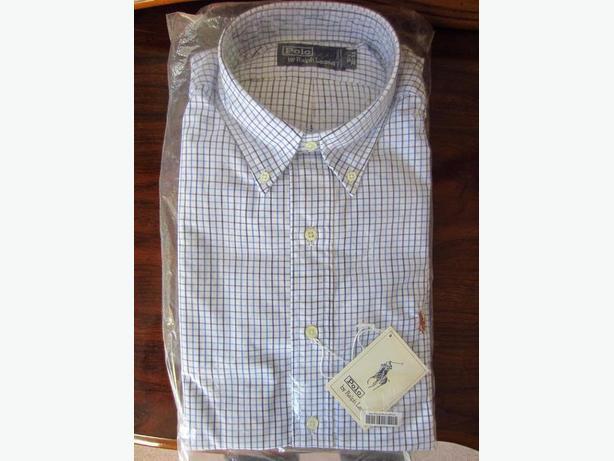 New Tommy Hilfiger Dress Shirt