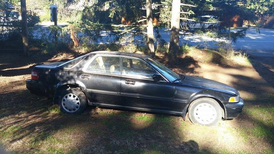 92 Acura Vigor Parts Or Sale West Shore Langford Colwood