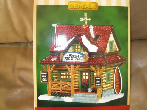 BRAND NEW Lighted Building Set