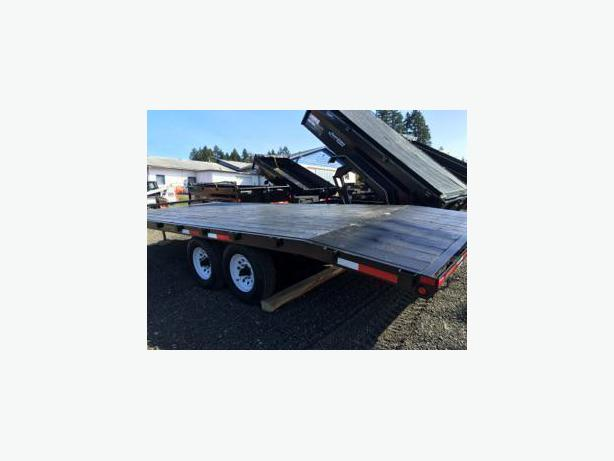 CANADIAN BUILT TRAILERS ON SALE