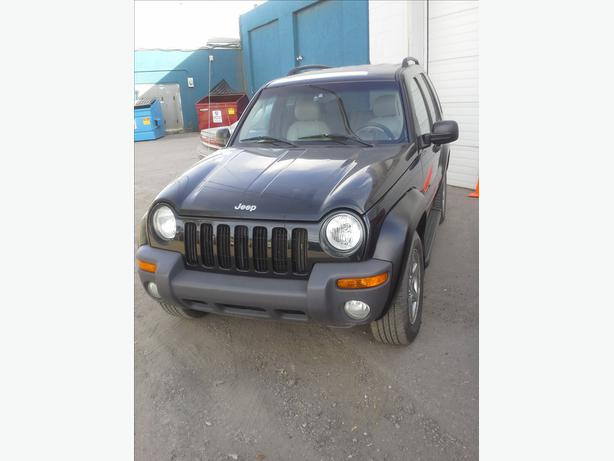 WINTER DRIVER 4X4  2004  JEEP LIBERTY