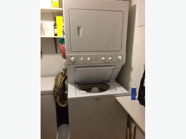 stackable apartment size washer dryer gloucester ottawa