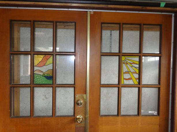 Solid wood exterior doors outside victoria victoria for Solid wood exterior back doors