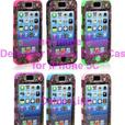 New Camouflage Defender Style Hybrid Case for IPhone 5C