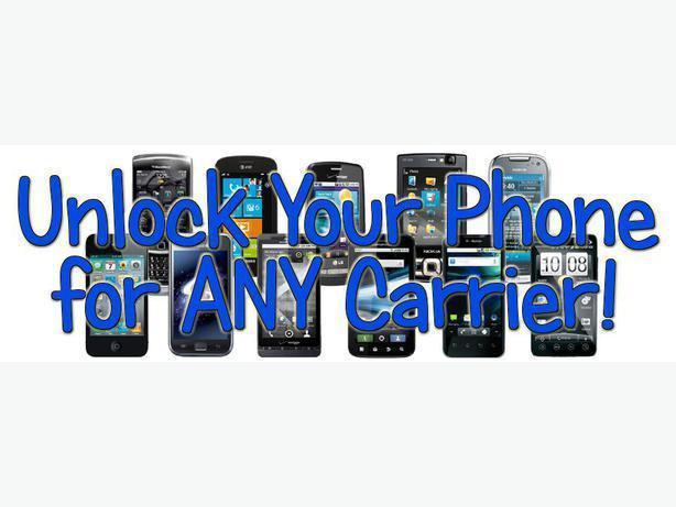 UNLOCK ANY SMARTPHONE!!!