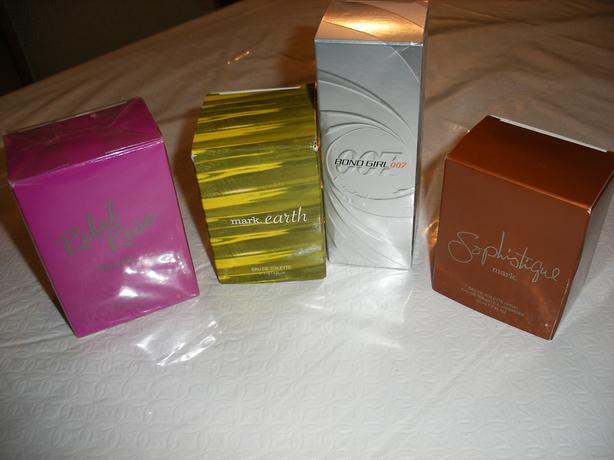 New Avon Perfumes