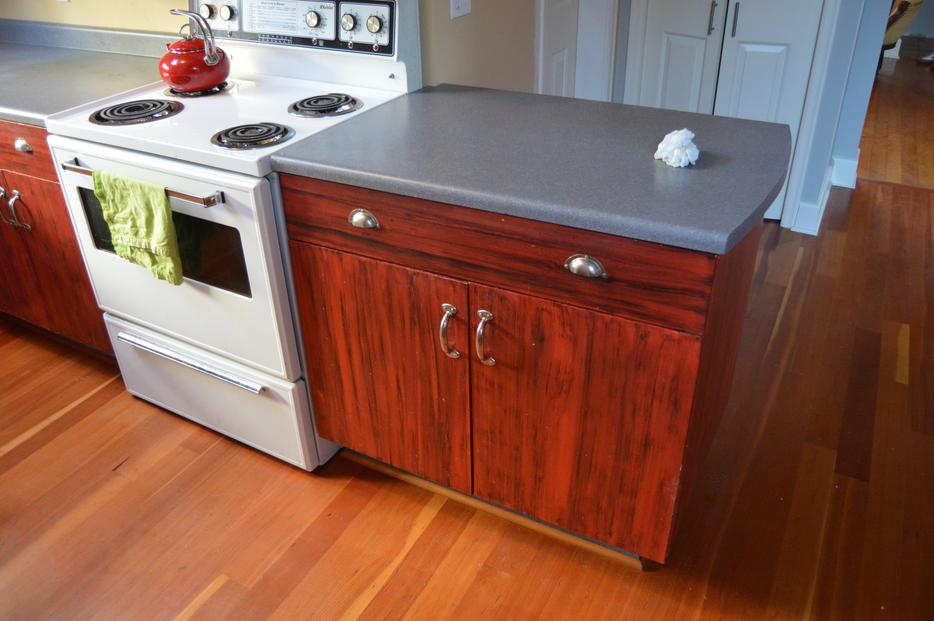 Kitchen Cabinets Counter Top And Sink Victoria City