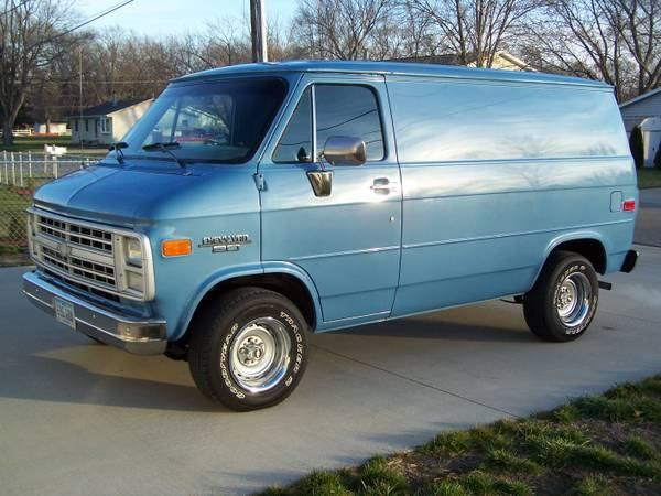 Wanted Wanted 1971 1996 Chevy Or Gmc Shorty Van West
