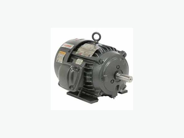 New 5 Hp And 7 1 2 Hp Electric Motors 230 Volt Single