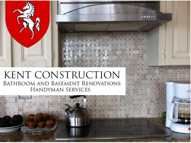 Kent Tile  and Construction Services
