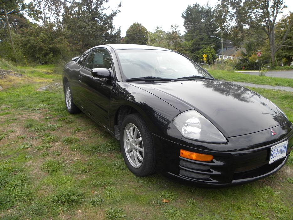 2001 Mitsubishi Eclipse Coupe Esquimalt & View Royal, Victoria