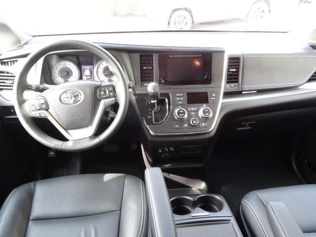 2015 Toyota Sienna Le 7 Passenger W Leather Interior Heated Seats Outside Victoria Victoria