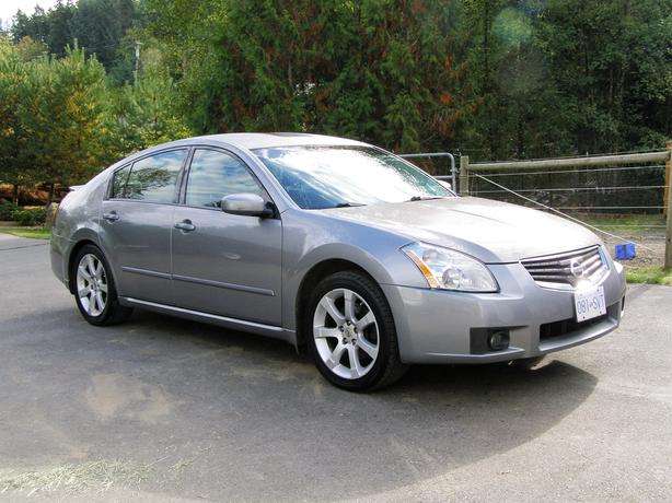 2007 Nissan Maxima Se In Excellent Condition Outside