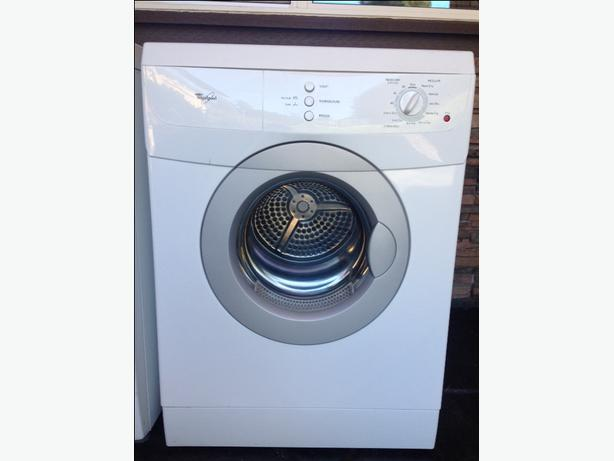 log in needed 275 whirlpool apartment size dryer