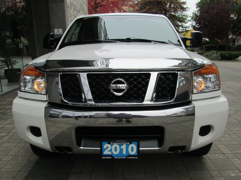 2010 Nissan Titan Se Crew Cab 4x4 No Accidents Victoria