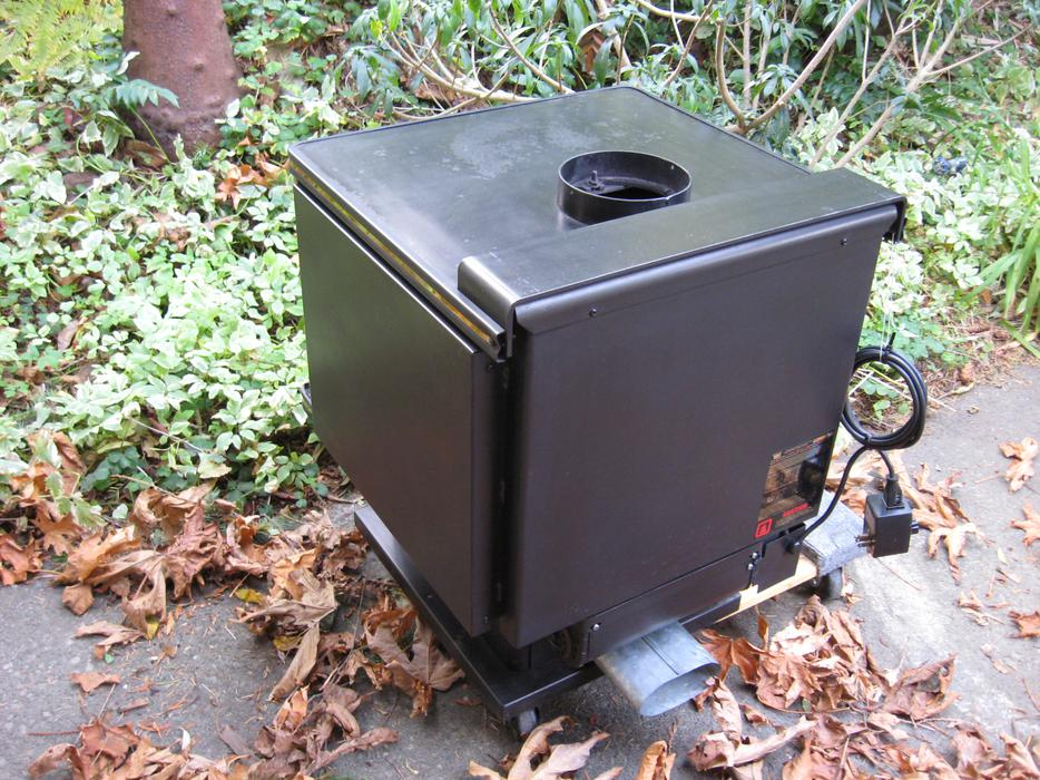 For Trade Trade Our Large Stove For Your Small Stove