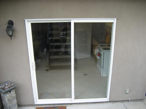 Sliding glass door burnaby incl new westminster vancouver for Sliding glass doors vancouver