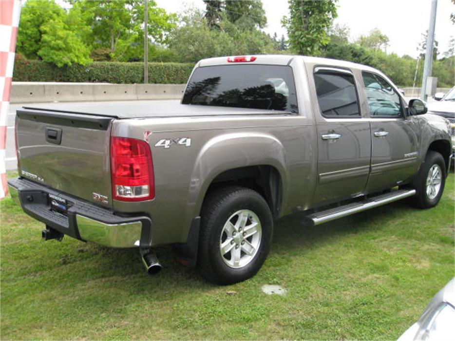 2013 gmc sierra k1500 sle crew cab blue tooth tow package courtenay courtenay comox mobile. Black Bedroom Furniture Sets. Home Design Ideas