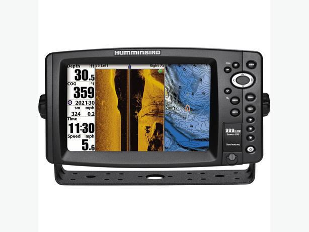 Humminbird 999si Hd Combo Side Imaging Sonar Fish Finder
