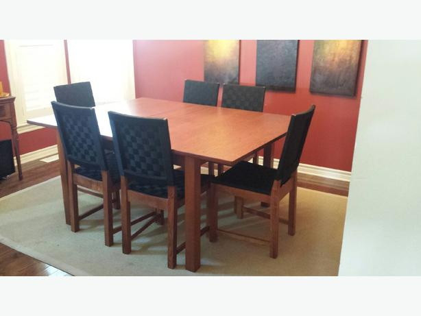 dining room set from ikea 8 pieces orleans ottawa