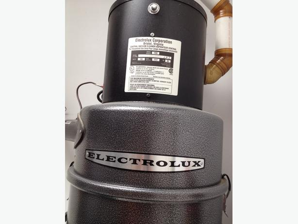 Electrolux Central Vacuum Model 1590 Parksville Nanaimo
