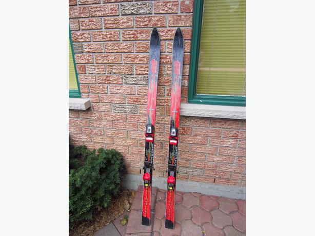 ELAN Downhill Skis