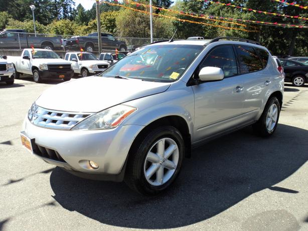 2003 Nissan Murano Se Awd West Shore Langford Colwood