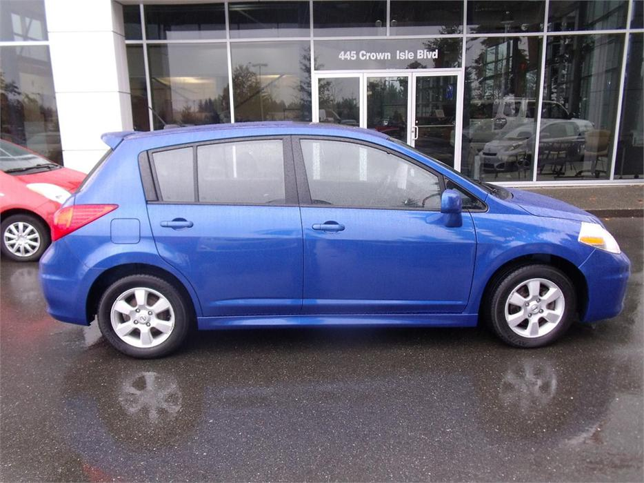 2009 nissan versa 1 8 s courtenay comox valley mobile. Black Bedroom Furniture Sets. Home Design Ideas