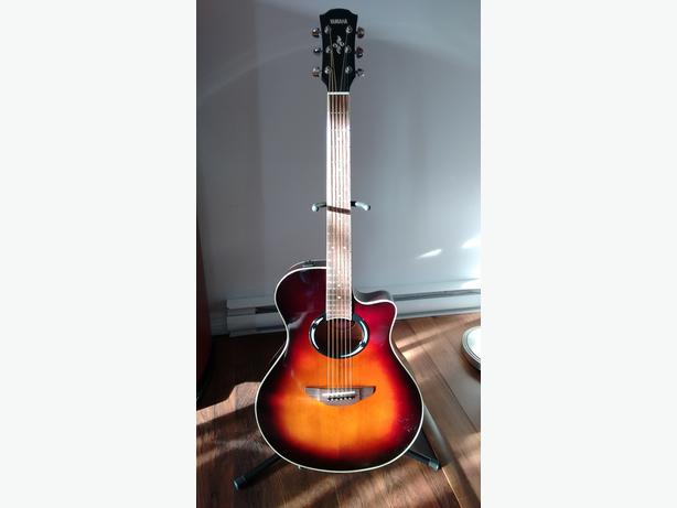 Yamaha APX 500 II accoustic electric guitar