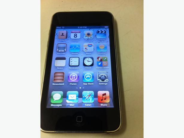 iPod touch (3rd generation), 32GB.[A1318]. Central Ottawa ...