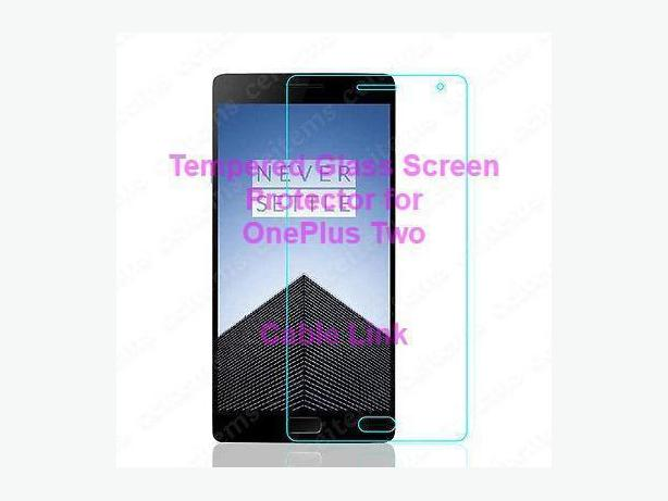 Premium Tempered Glass Screen Protector For Oneplus TWO 2