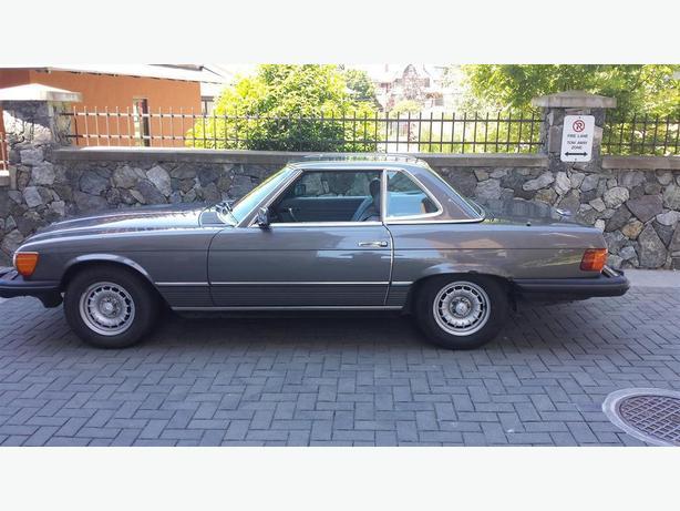 1985 - Mercesdes 380 SL