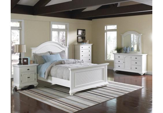 6 Piece Bedroom Set -- Rent To Own From $130/mo Victoria