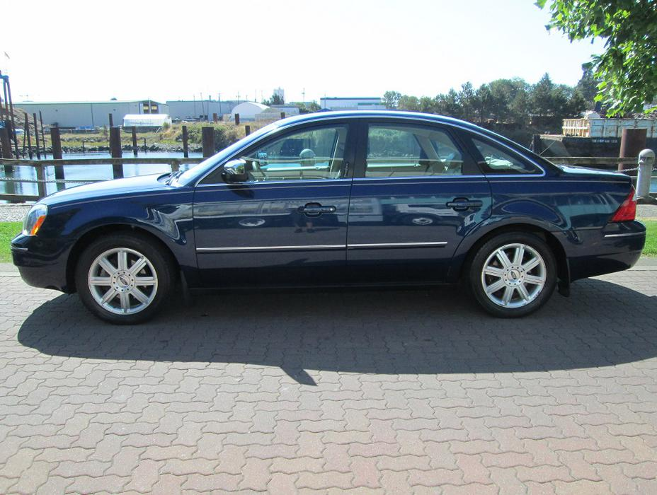 2005 ford five hundred limited awd on sale fully loaded no accidents outside nanaimo. Black Bedroom Furniture Sets. Home Design Ideas