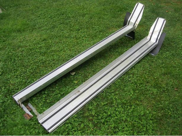 Aluminium  running boards
