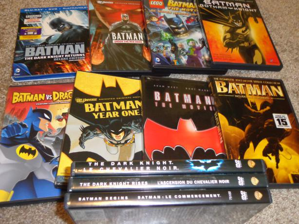 Batman Movie Collection