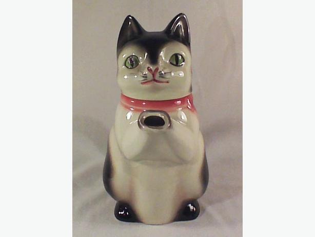 German Erphila cat teapot