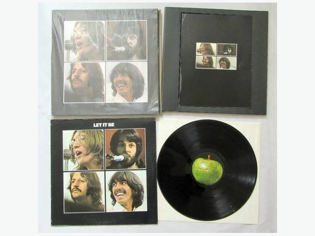 Wanted: Beatles Let It Be box set
