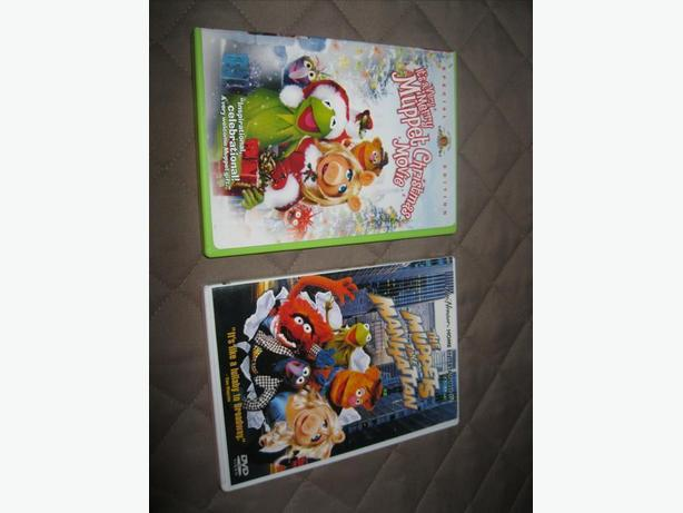 The MUPPETS  ($10 each OR get BOTH for ONLY $15)