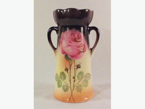 Czech bulb forcing vase