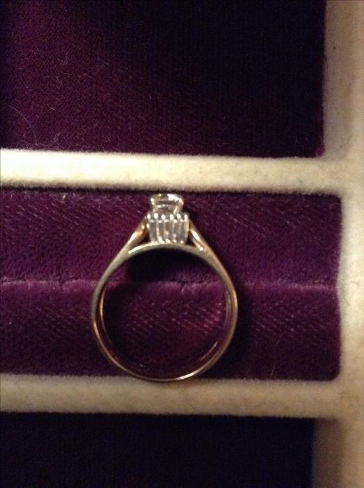 wedding ring set duncan cowichan
