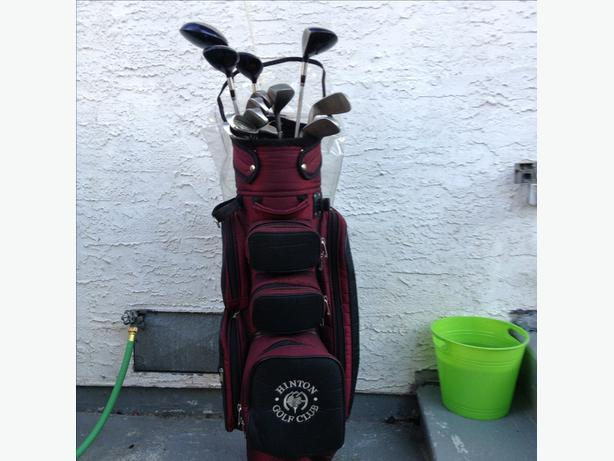 Women's Jazz golf clubs