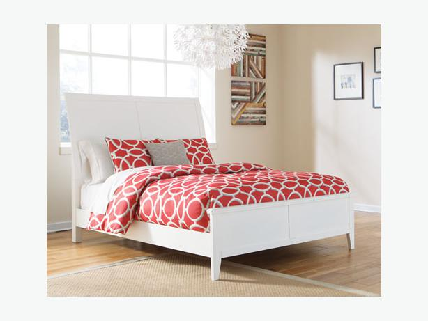 New Langlor Queen Panel Bedframe